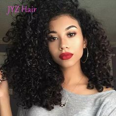 Kinky Curly Full Lace Wig With Baby Hair Bleached Knots 100% Peruvian Virgin Human Hair Lace Front Wig Full Lace Human Hair Wigs WhatsApp: +8617865631532 Email: jyzbeauty@126.com