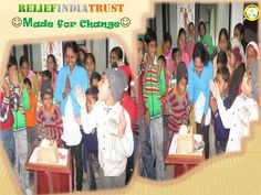 Relief India Trust | Children Health Check up Camps Relief India Trust create Awareness to the people on various social problems and challenges by Arranging Awareness Camps for the People.#ReliefIndiaTrust is a non-profit organization which works in India benefits the global society. http://www.ritrehab.org/