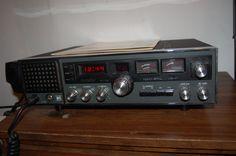 REALISTIC  NAVAHO TRC-457 AM SSB 40 CHANNEL CB RADIO HOME SHOP BASE STATION!!!!! #Realistic