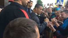 Kazan's reception has been amazing. Cristiano Ronaldo personally thanked the fans with some photos and autographs! 🇵🇹 #TeamPortugal #fashion #style #stylish #love #me #cute #photooftheday #nails #hair #beauty #beautiful #design #model #dress #shoes #heels #styles #outfit #purse #jewelry #shopping #glam #cheerfriends #bestfriends #cheer #friends #indianapolis #cheerleader #allstarcheer #cheercomp  #sale #shop #onlineshopping #dance #cheers #cheerislife #beautyproducts #hairgoals #pink…