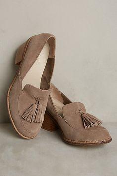 Seychelles Kiltie Heel Loafers #anthropologie