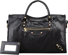 0454a7382fb5 Balenciaga Giant 12 Golden City Bag