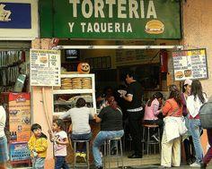 Torteria - Ciudad De Mexico 2010 by samuelmvega, via Flickr