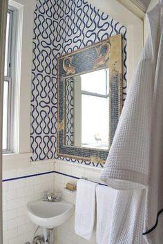 Otro apel de pared clasico de Vivienne Westwood diseñado para Cole & Son el modelo es Squiggle, es precioso. En Lima lo puedes conseguir solo en Italier Collection. www.italier.pe