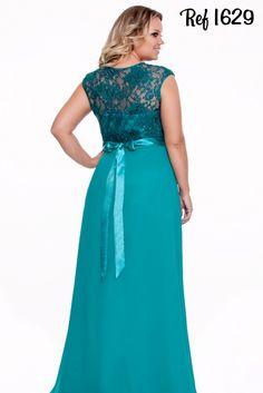 Coleção Diamante - Vestidos Plus Size - Aiza Collection