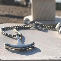 Anchor Necklaces Pendants For Men Women Titanium Steel Silver Pendant Jewelry, Long Necklaces Occasion: Gifts/Party/ Drop Shipping: Accept Stainless steel necklace: Stainless steel jewelry   Item Name:Necklace Men,Long Chain Necklace Length:700mm Bracelet Material:316L Titanium Steel Color:ancient silver,(as picture show) Occasion:Birthday/Party/Business/Anniversary/Gift/Wedding Qty:1pc with 1 box(as picture show) Crafts:Unique design