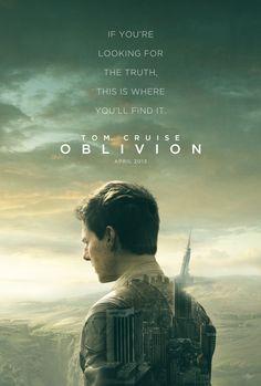 Oblivion by Steve Reeves, via Behance