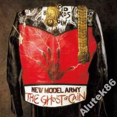 New Model Army  The Ghost Of Cain
