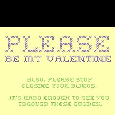 A Valentine you probably wouldn't want to receive -from The Blogess