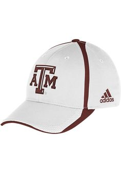 Texas A Aggies Adidas 2013 Player Flex Hat http://www.rallyhouse.com/shop/texas-am-aggies-adidas-352247 $24