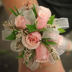 Homecoming Corsage