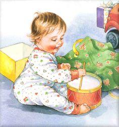 Baby's Christmas ~ Eloise Wilkin
