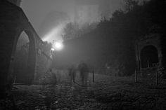 It was a dark and foggy night…