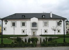 Sobasny palac v Bytci Central Europe, Bratislava, Present Day, Czech Republic, Hungary, Poland, Mansions, House Styles, City