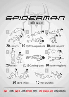 Enter Neila Rey's Batman Workout inspired by Batman movie. This routine is a full-body. Fitness Workouts, Hero Workouts, Gym Workout Tips, Ab Workout At Home, Workout Challenge, Fitness Tips, At Home Workouts, Iron Man Workout, Easy Daily Workouts