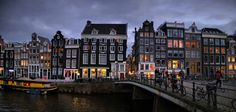 https://flic.kr/p/pNMHs3 | Charming historic buildings on the Singel canal | © all rights reserved by B℮n  This holiday season there's no shortage of festive events going on in Amsterdam. Christmas markets, winter festivals, classical concerts, ice skating, even the circus has come to town. Get amongst the wintry fun. Amsterdammer's love for the word gezellig - meaning: similar to cosy but used in a broader sense - is seen no more fittingly than over the holiday period, when the city's…