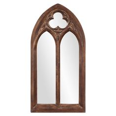Basilica Tuscan Brown Mirror Howard Elliott Collection $315 Home Decor