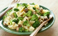 Craving pasta? No problem, just add tofu, cashews and broccoli and you don't have to feel bad about indulging. Recipe available here. Whole Foods Market recipe