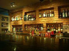 left hand part of pub
