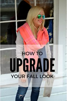 Upgrade your fall style on budget and look ahead of the trends! Easy ways to enhance your fall wardrobe! Outfit ideas! #itsbanana #sponsored @bananarepublic