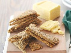 Seeded oat wedges, oats recipe, brought to you by recipes+