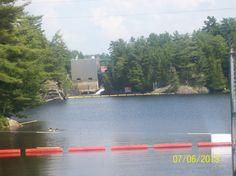 The Muskoka River in Bracebridge off Highway Ontario, River, Outdoor, Outdoors, Outdoor Games, The Great Outdoors, Rivers