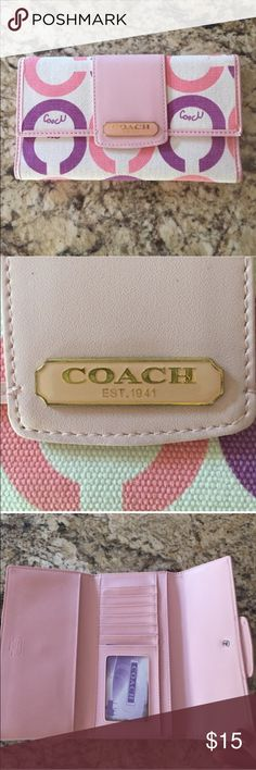 coached wallet never used coached inspired wallet Coach Bags Wallets