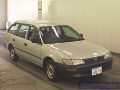 Corolla Wagon, Jdm Cars, Station Wagon, Toyota Corolla, Motorhome, Campers, Touring, Tokyo, Cars