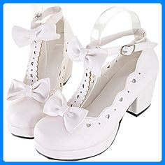 Cheap shoe snow, Buy Quality shoe zone shoes directly from China shoes mizuno Suppliers: LIN KING Shoes Pink Cosplay Bowtie Ankle Straps Low Top Square Heels Pumps Solid Soft Leather Kawaii Princess Party Shoes Kawaii Shoes, Kawaii Clothes, Cute Girl Shoes, Boys Shoes, Girls Shoes Size 1, Mode Lolita, Lunette Style, Mode Kawaii, Lolita Shoes