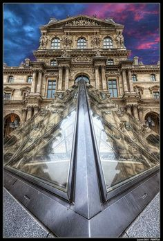Louvre, Paris, France: THE MUSEUM BUILT BY THE ETRUSCAN PRINCES, where she burried; Etruscan literature both secular and religious written in gold plates; in the foundation.