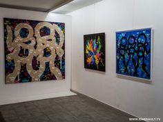 Exposition d'Art urbain à Dock Sud
