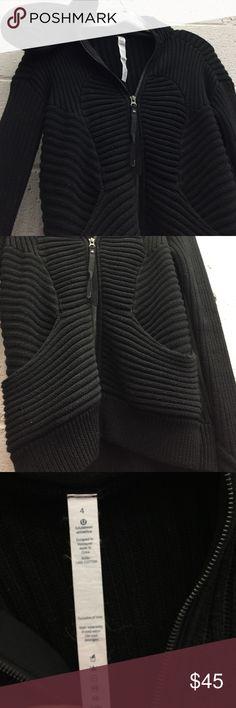 Lululemon size 4 Good condition lululemon athletica Tops Sweatshirts & Hoodies
