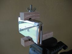 iPod Touch Tripod Mount, Free Instructions and Google SketchUp Drawing