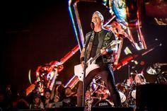 Las Vegas, Nevada - Rock in Rio USA - May 9, 2015