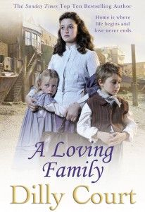 We're super excited for the new Dilly Court release this November! An epic family saga...