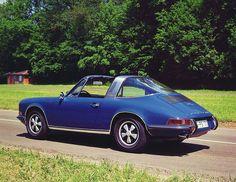 1969 Porsche 911 T 2.0 Targa