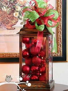 HomeGoods | Lantern Love: Holiday glam