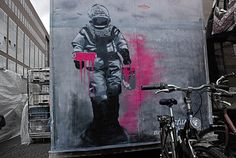 A catch up with Bustart, Amsterdam most active street artist! http://cfye.com/a-catch-up-with-bustart-5920