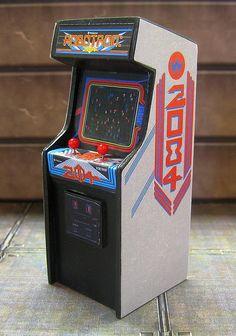 arcade robotron by Big J.W., via Flickr