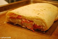 A Glimpse Inside: Tasty Tuesday- Pizza Roll-up