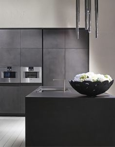 Download the catalogue and request prices of One | cement kitchen By ...