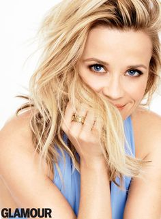 Reese Witherspooon Glamour January 2015 Issue Cover Photos: Glamour.com