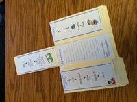 spelling study folders