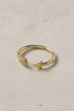 Sherwood Ring #anthropologie