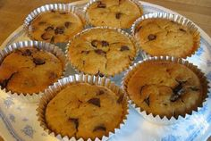 Absolutely the Best Chocolate Chip Muffins!! | VegWeb.com, The World's Largest Collection of Vegetarian Recipes