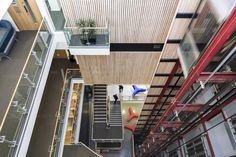 University of Brighton by Proctor & Matthews Architects Brighton, Interior Architecture, University, Stairs, Architects, Interiors, Design, Inspiration, Cultural Center