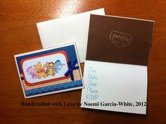 Babyshower invitations, 2012.