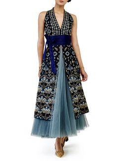 Anita Dongre | The Atika Suit | Shop Salwars at strandofsilk.com