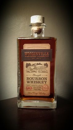To say that Woodinville's newest bourbon is great for Washington state's whiskey industry merely starts the conversation. In this author's opinion, Woodinville Straight Bourbon is a major step forw...