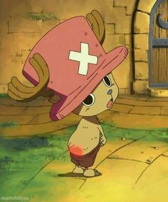 One Piece Tony Tony Chopper One Piece Chopper, Tony Chopper, Memes One Piece, One Piece Funny, One Piece Manga, Boca Anime, One Piece Personaje Principal, Iphone Cartoon, Anime Triste